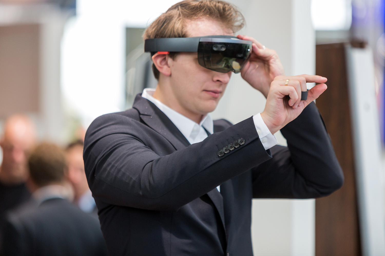 WEMO Operator System mit Microsoft HoloLens