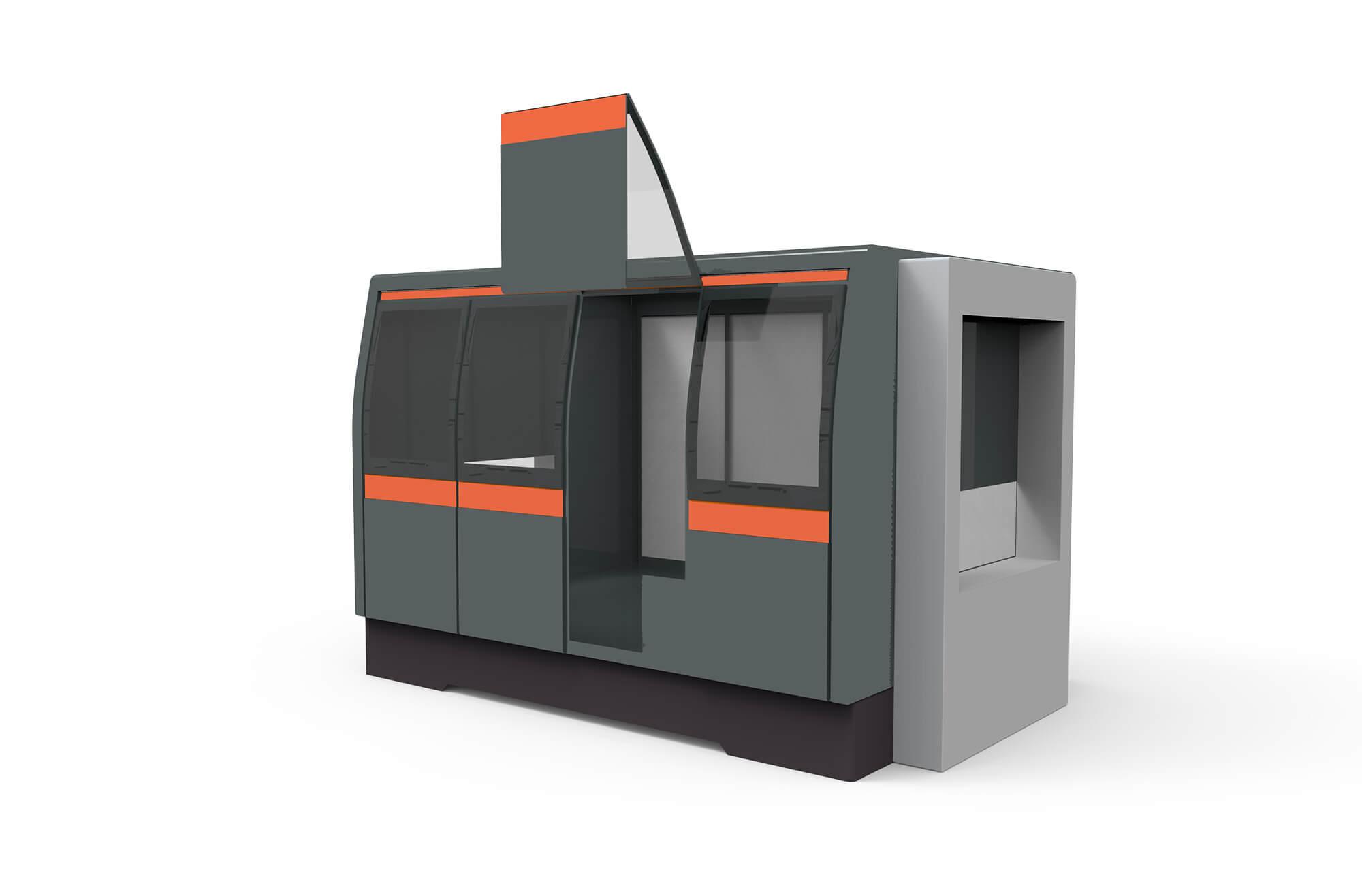 WEMO Neues Maschinendesign