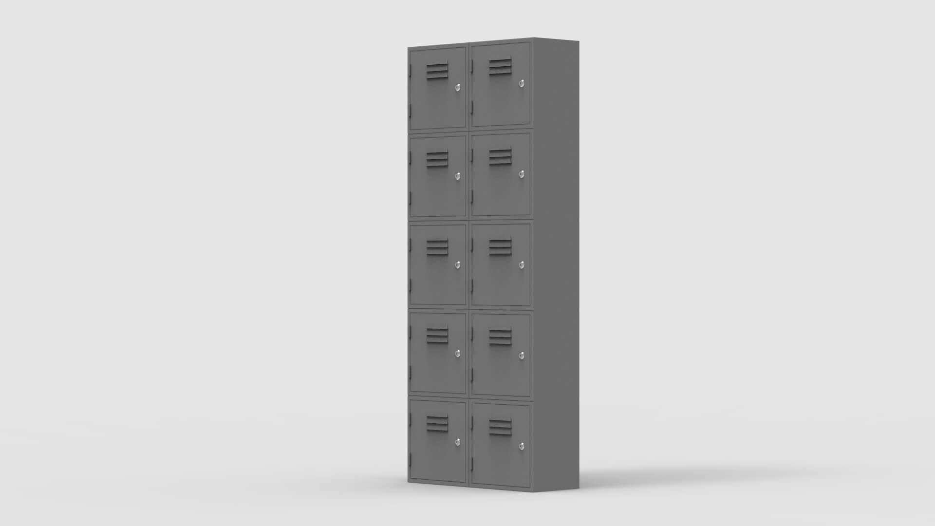 Steel Locker Product