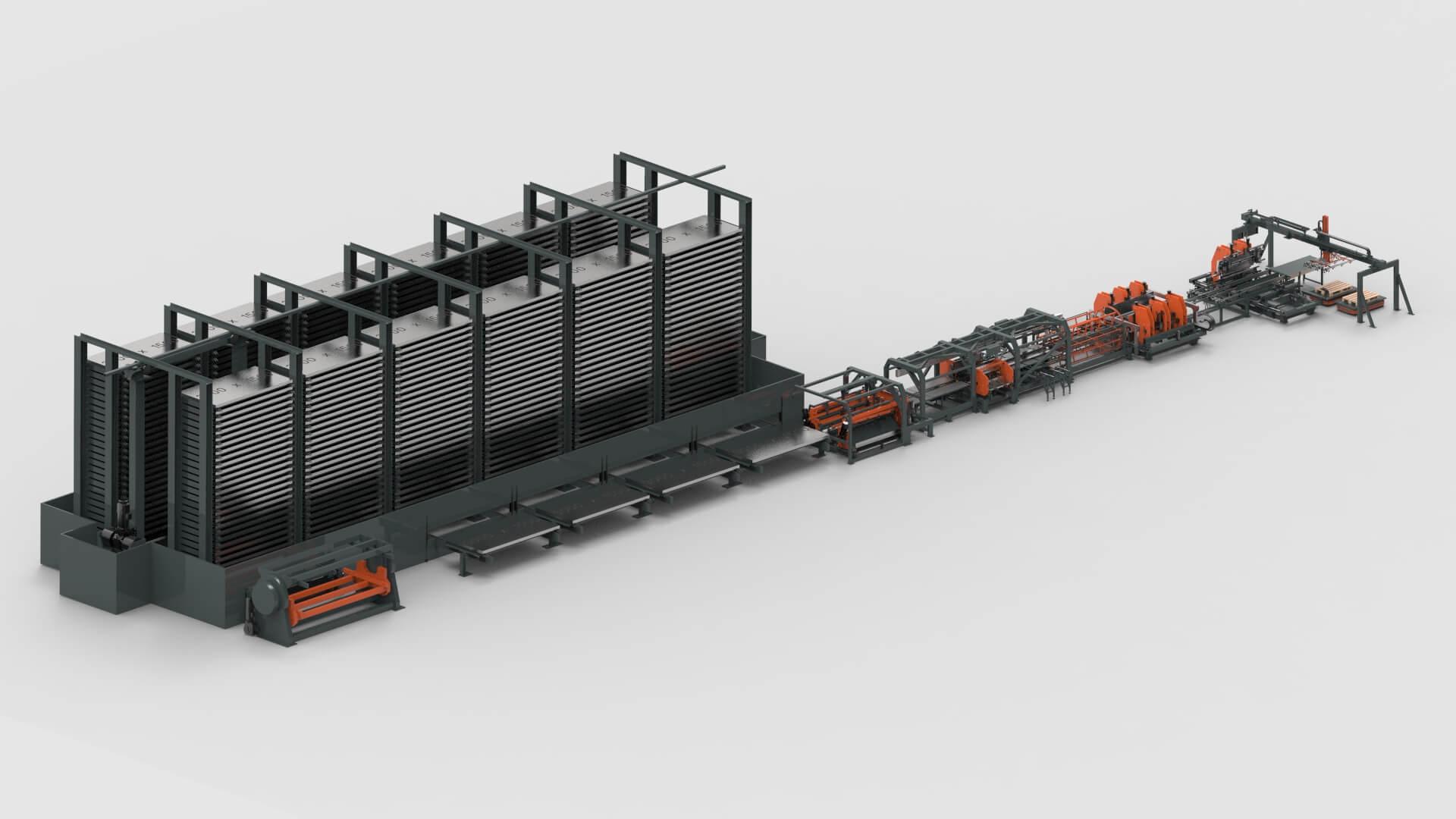 wemo-stalen-deuren-plaatbewerking-platenmagazijn-snijden-ponsen-buigen-productielijn