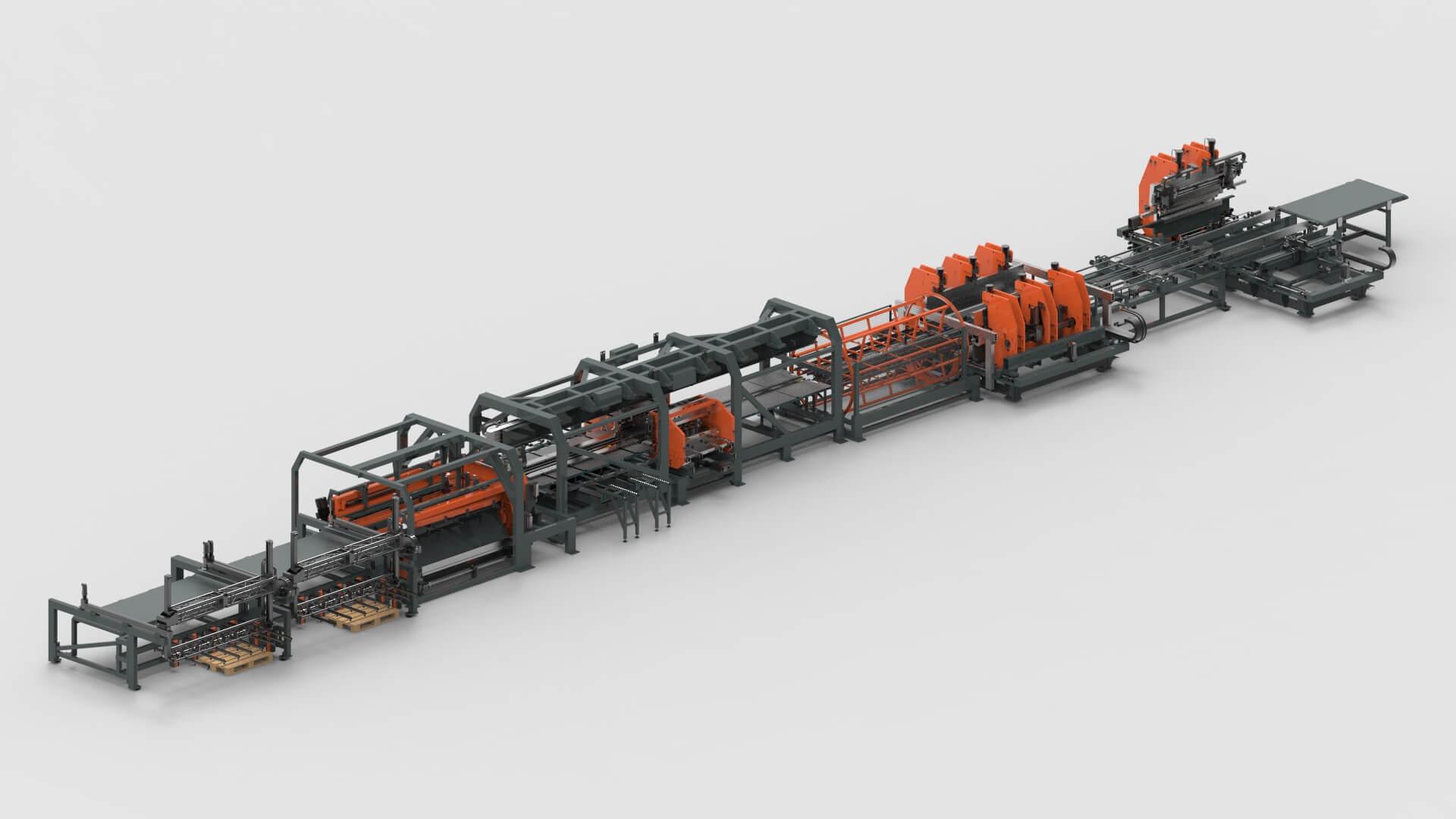 wemo-stalen-deuren-plaatbewerking-snijden-ponsen-buigen-productielijn