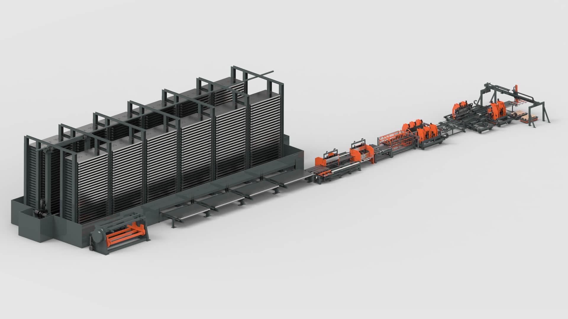 wemo-plafondpanelen-plaatbewerking-platenmagazijn-ponsen-buigen-productielijn