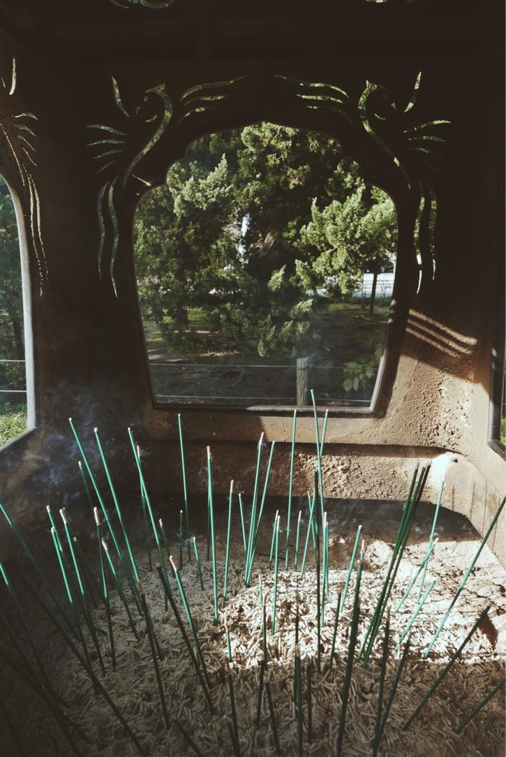 Osenko (incense).