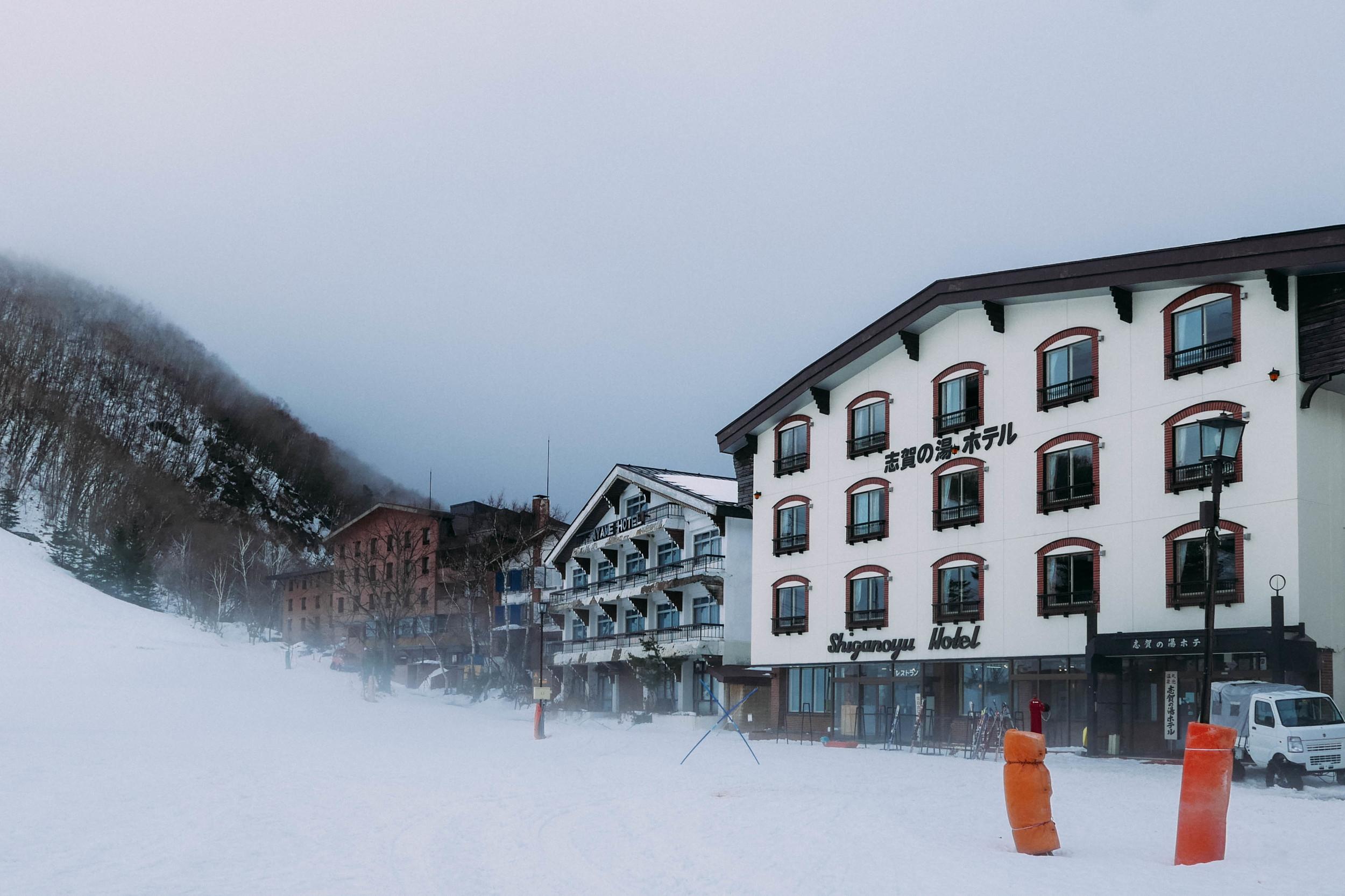 Ski-to-door accommodations in Sun Valley.