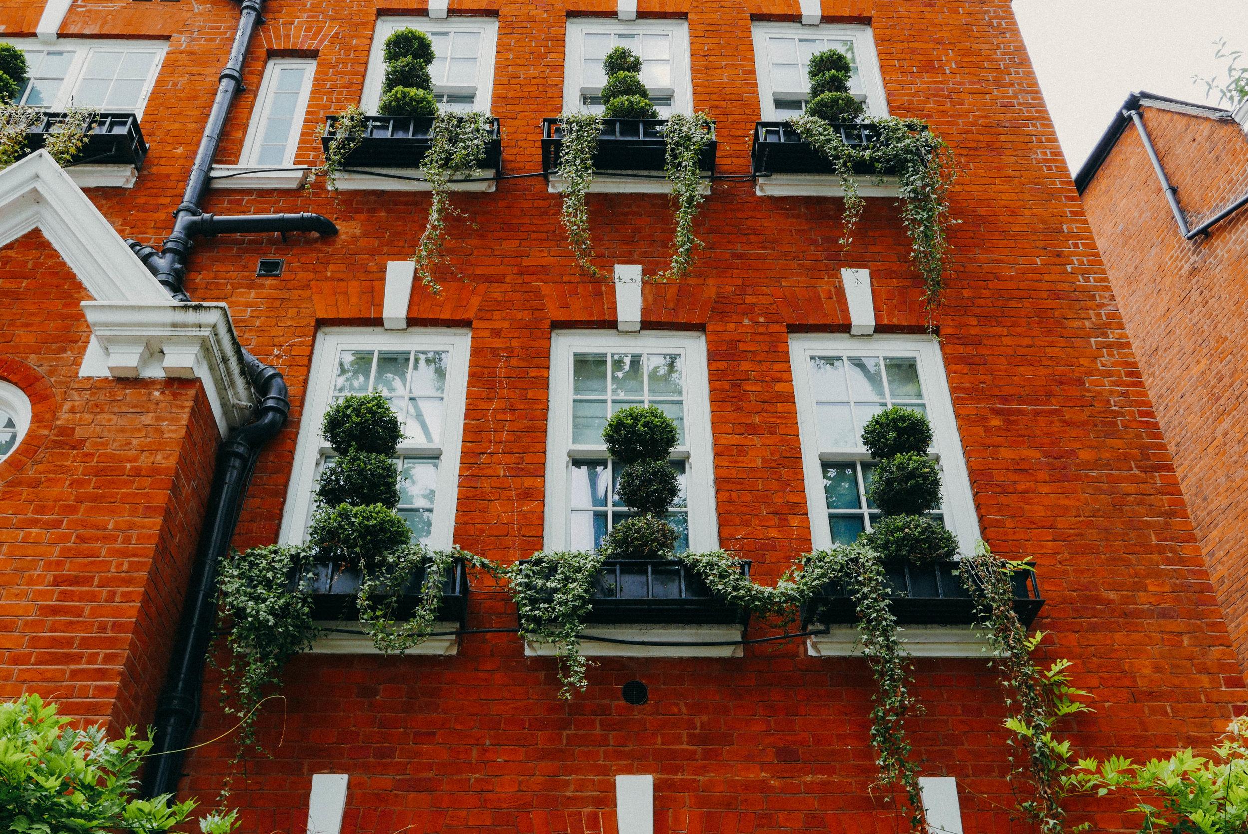 {Maaajor windowsill envy!}