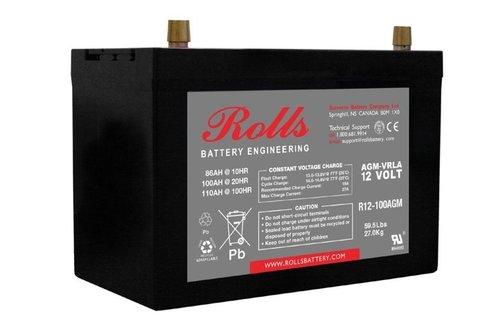 Rolls AGM Battery
