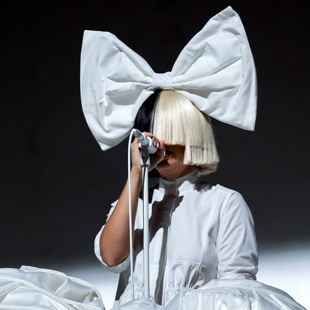Above: SiA famously known to us for her smooth vocals laid down on underground smash hit UK Garage track 'Little Man'