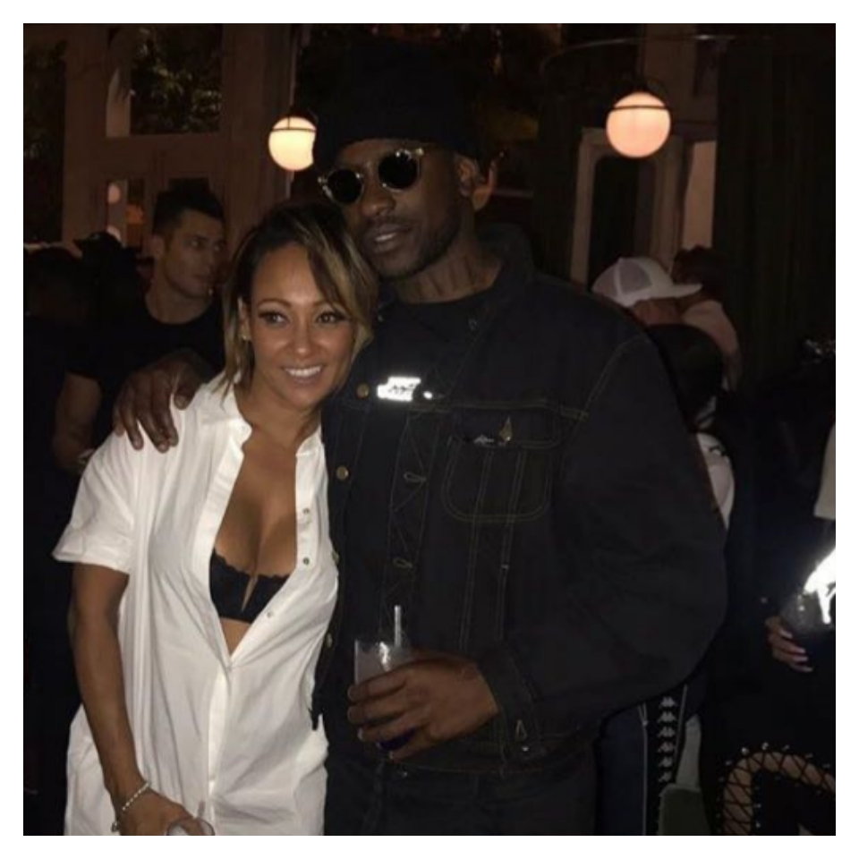 Lisa Maffia and Skepta