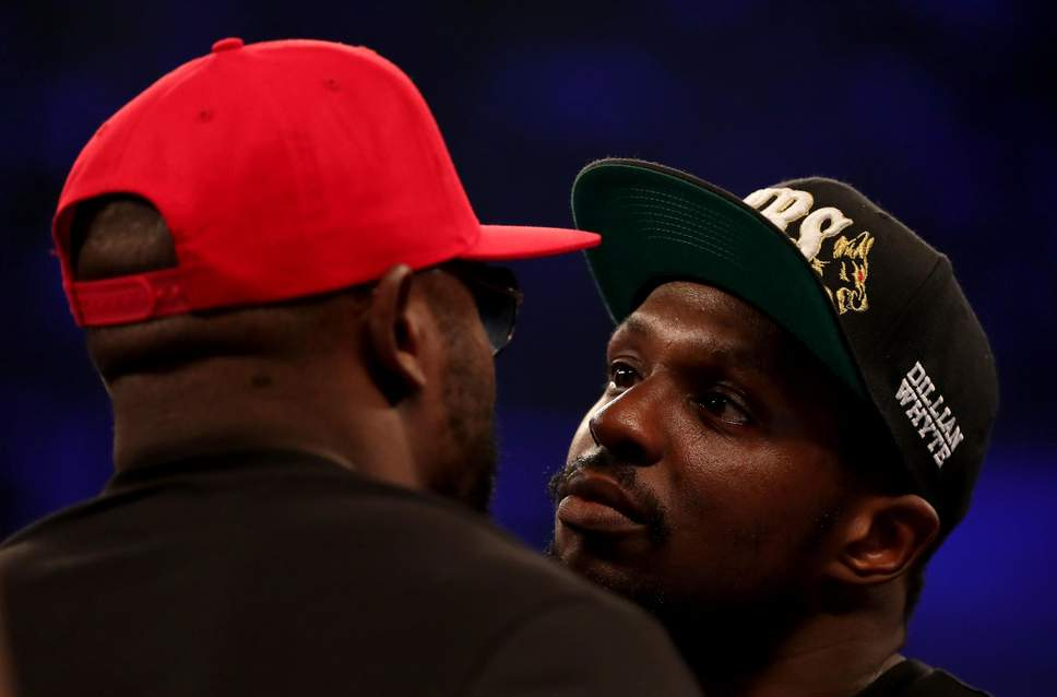Dillian Whyte wants a rematch against Anthony Joshua, but he will not look beyond his fight with Dereck Chisora who stands in his way this weekend in his pursuit of the unified world heavyweight champion #teambodysnatcher