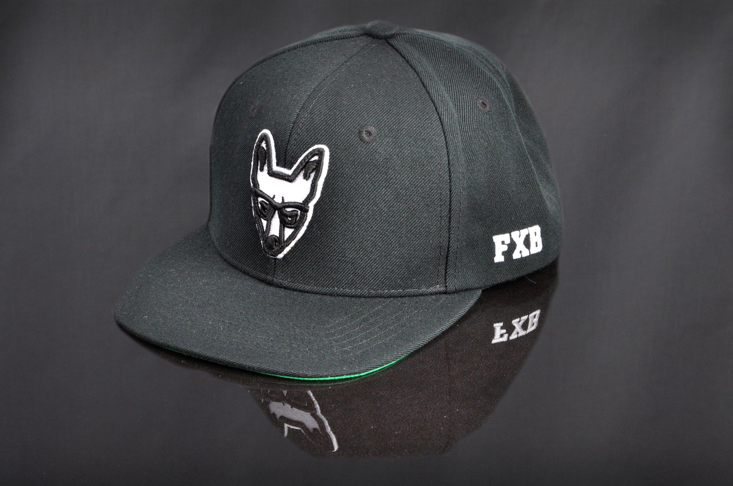 Classic Trademark Fox Logo Snap - #shopFOXBERRYBOYSonline