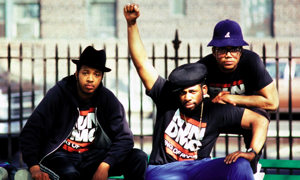 Run DMC Cold Chillin in 1985