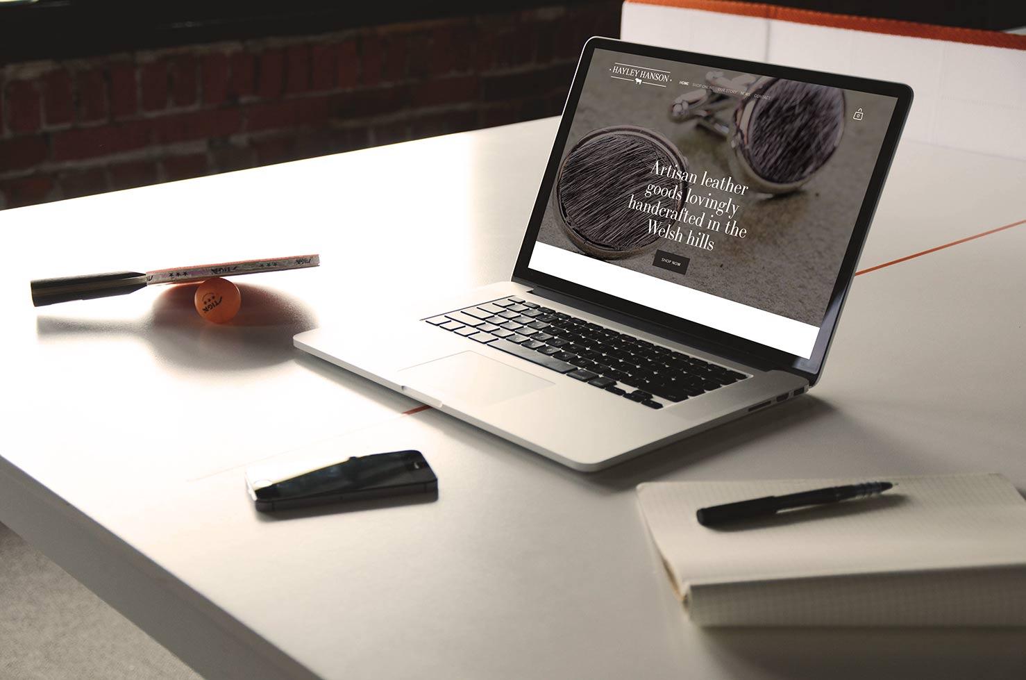 Hayley-hanson-website-on-Macbook.jpg