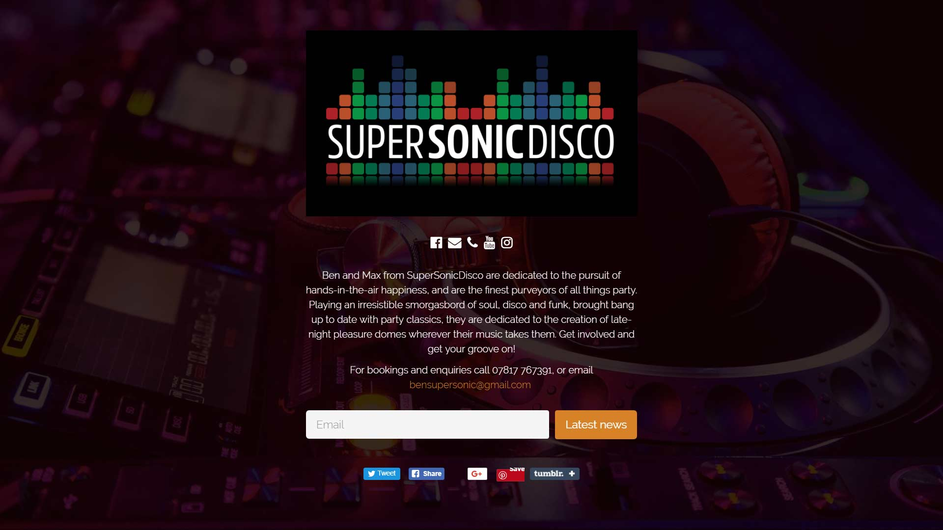 Supersonic Disco