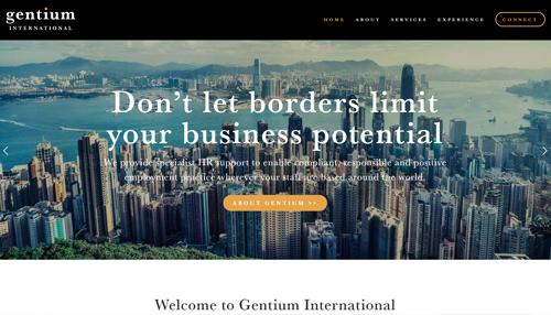 Gentium International Ltd
