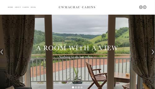 Cwmachau Cabins