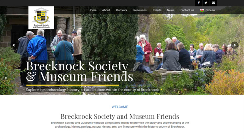 Brecknock Society & Museum Friends
