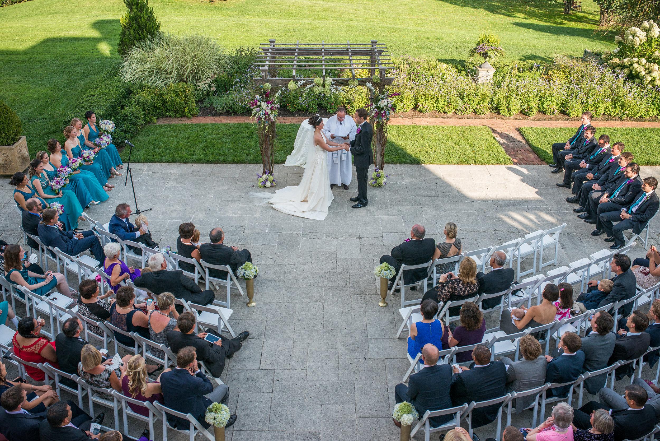 Keswick Hall - Weddings - Rentals and Staging - The AV Company