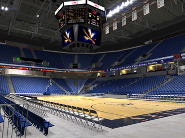 John Paul Jones Arena UVA - Meetings and Conferences - Live Events - Rentals and Staging - The AV Company