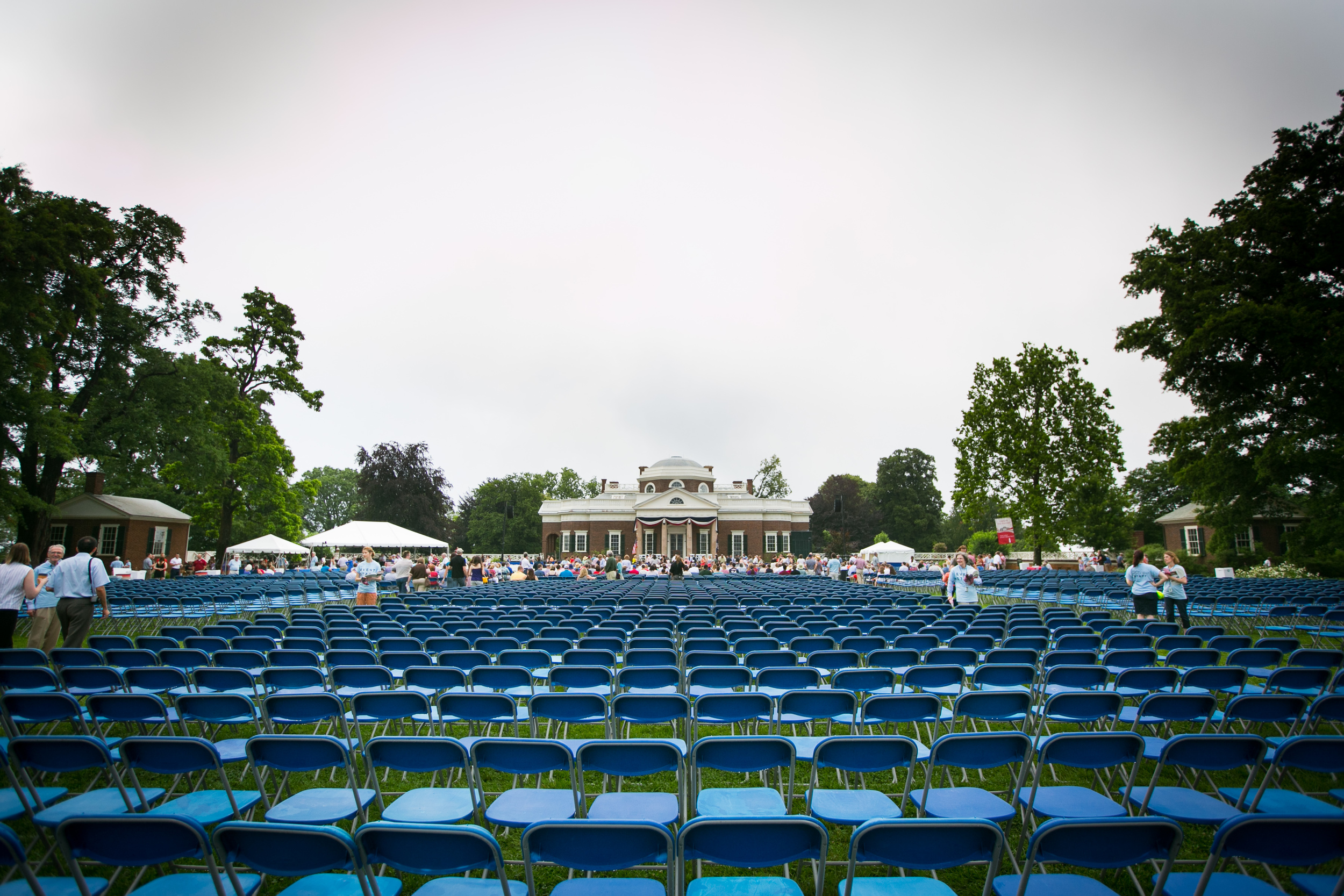 Monticello Independence Day - Rental and Staging - Video Production and Live Streaming - Live Events - The AV Company