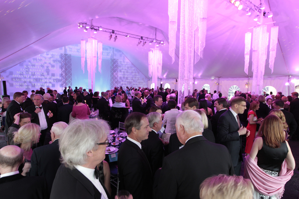 Architectural Panels - Rental and Staging - Social and Foundation Events - Live Events - The AV Company