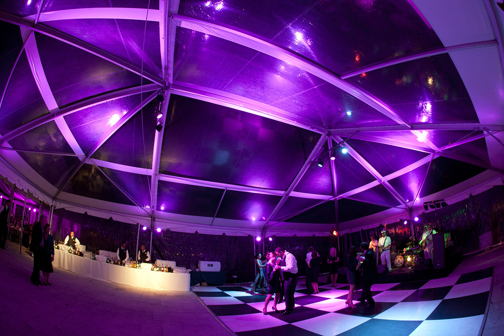Tent Colorful Lighting