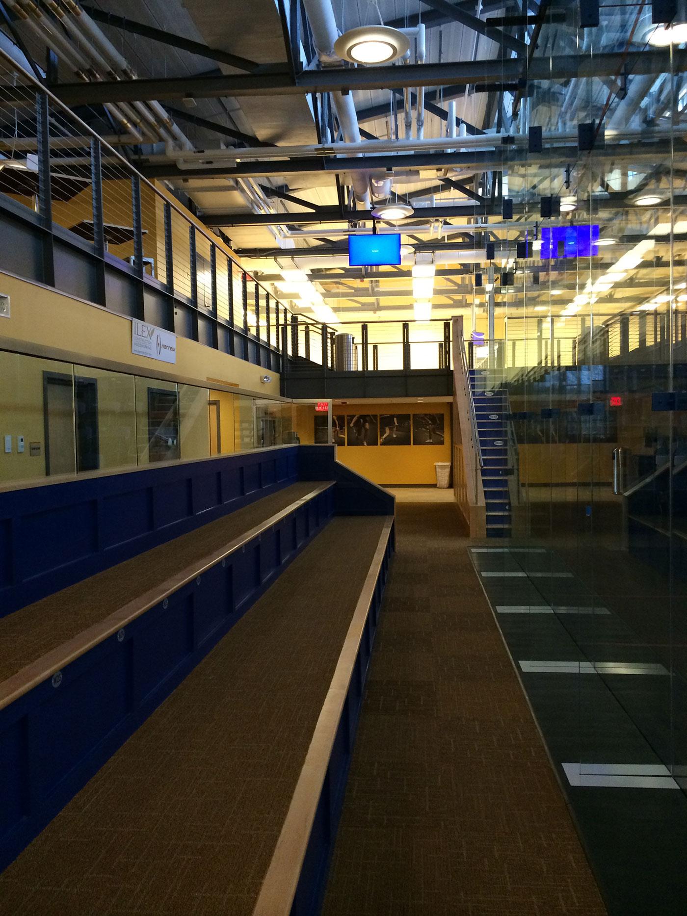 Audio Visual System Design and Installation . Squash Center TVs