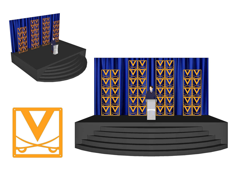 Custom Designed Komatex Panels