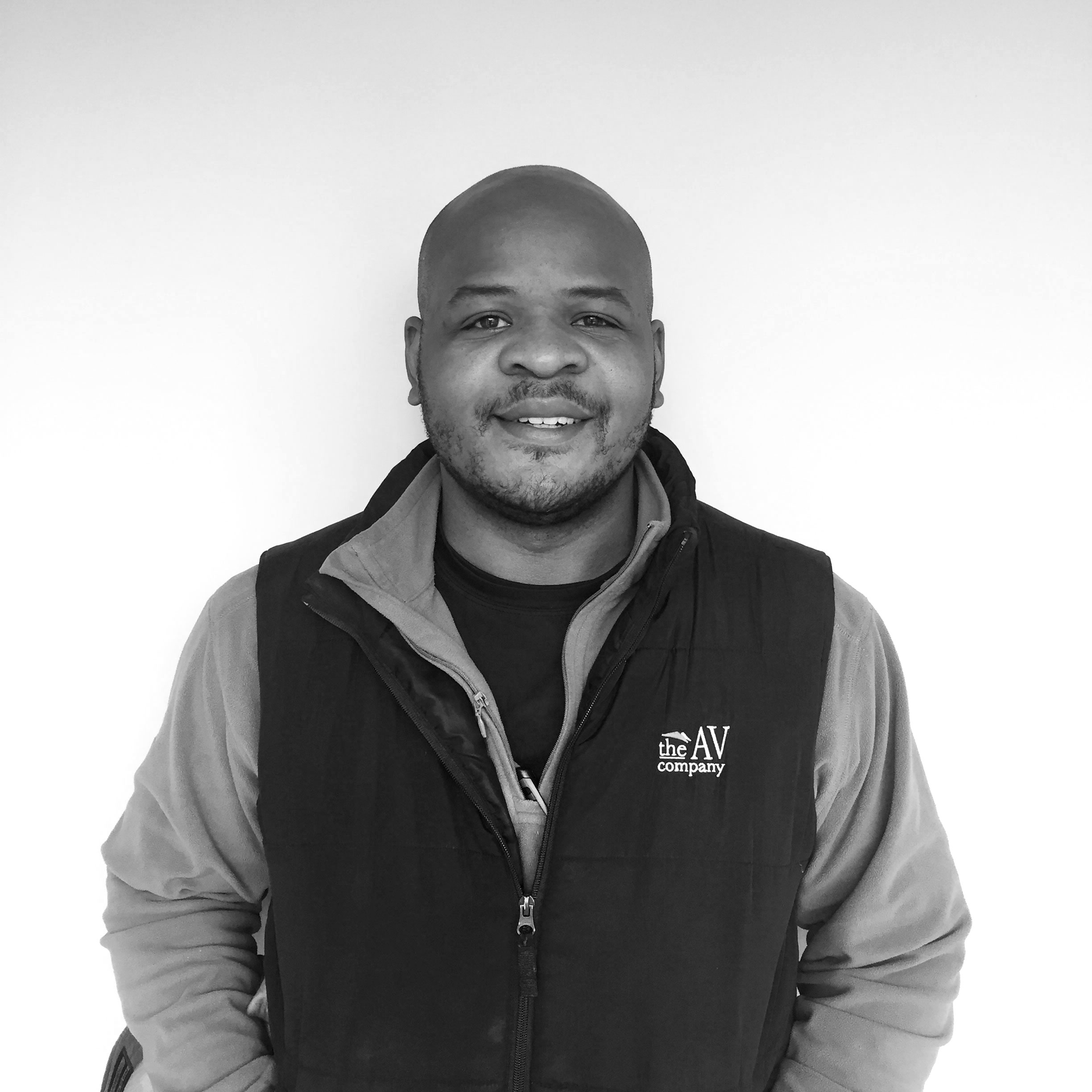 "LAWAN HAMILTON - Install Technician    Hidden Talent/Hobby:  Doing puzzles & making stuff with pallets   Marvel Alter-Ego Superpower:  Super human strength, or X-ray vision   Favorite Place to Visit:  Louisville, KY   Favorite thing about working with The AV Co.:  ""J-Fizzle"" and the things he says."
