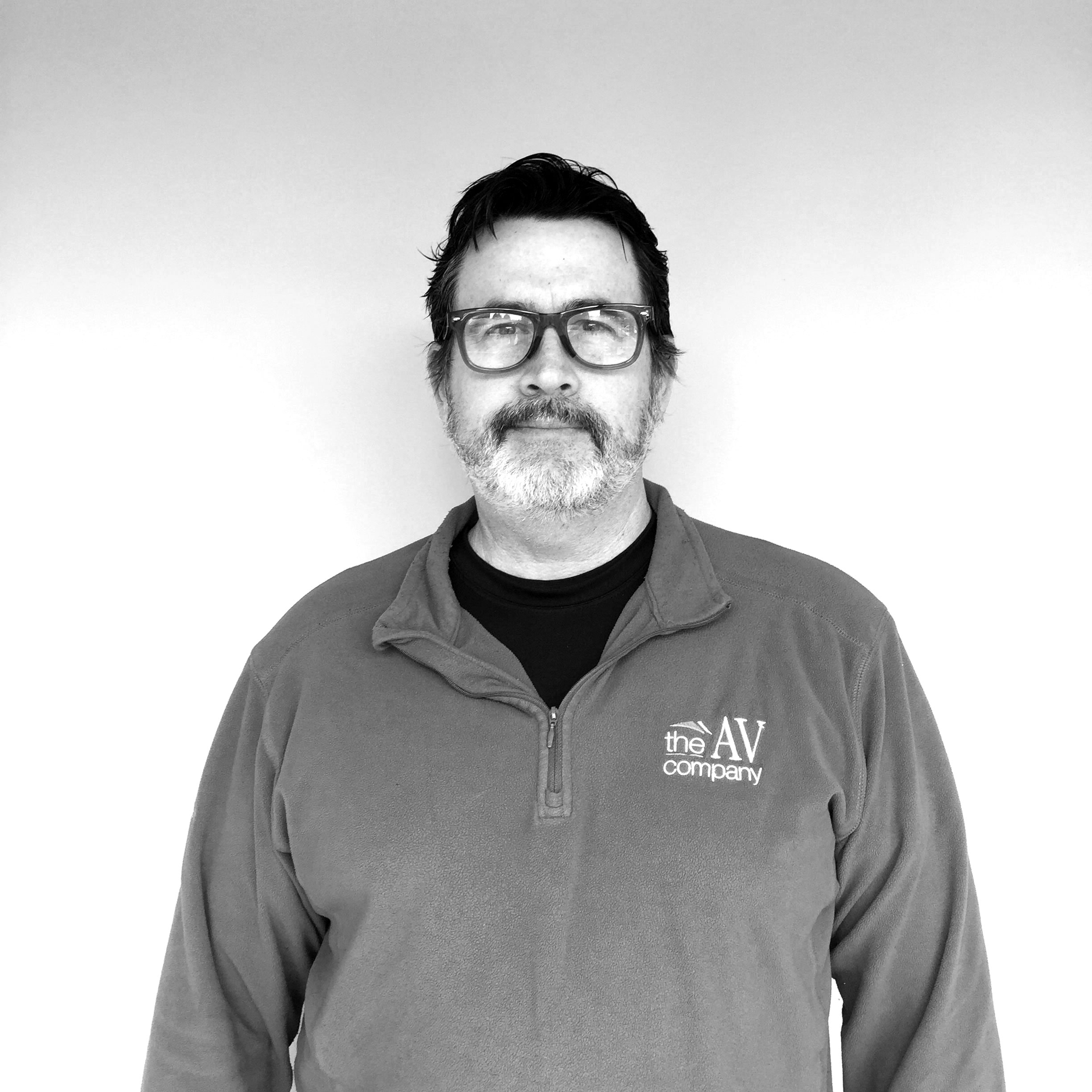SEAN DAILEY - Assistant Director of AV Operations & Services    Hidden Talent:  Great at legos   Marvel Alter-Ego Superpower:  The ability to change form   Favorite Place to Visit:  London or Carlsbad, CA   Favorite thing about working with The AV Co.:  The people & the everyday challenges.