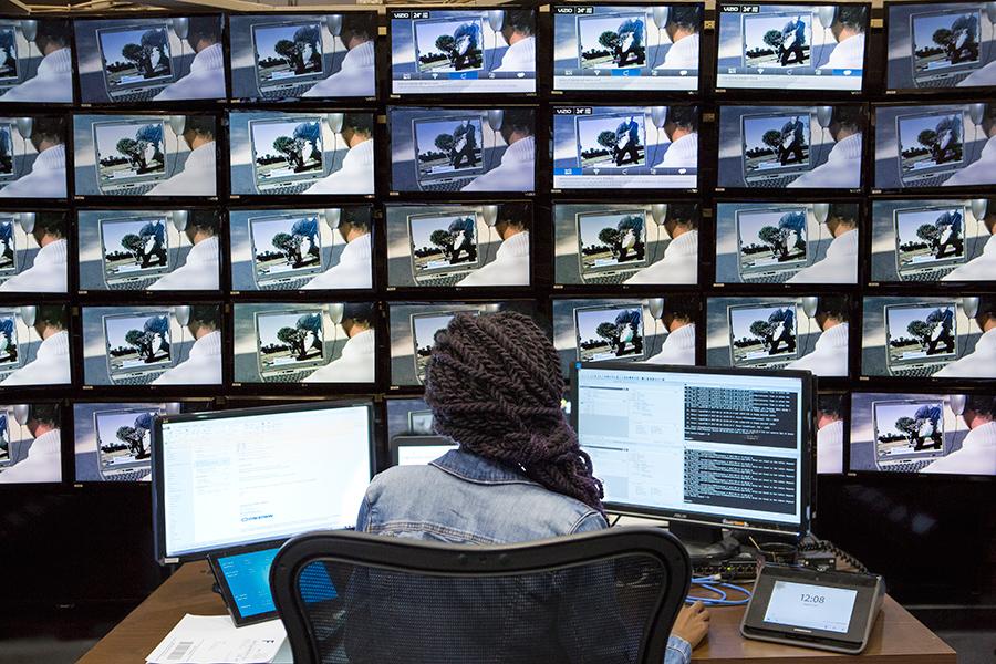 Crestron DM NVX Network AV System - AV Sense 2018 Expo Technology