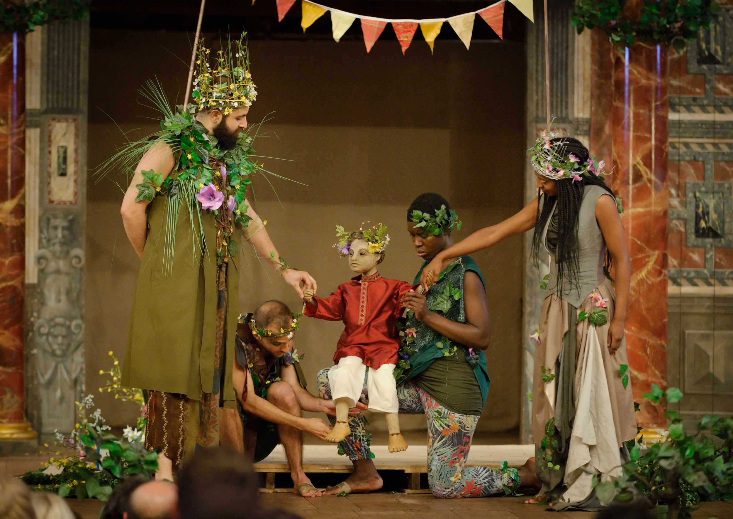 A Midsummer Night's Dream 2014 by Simon Kane