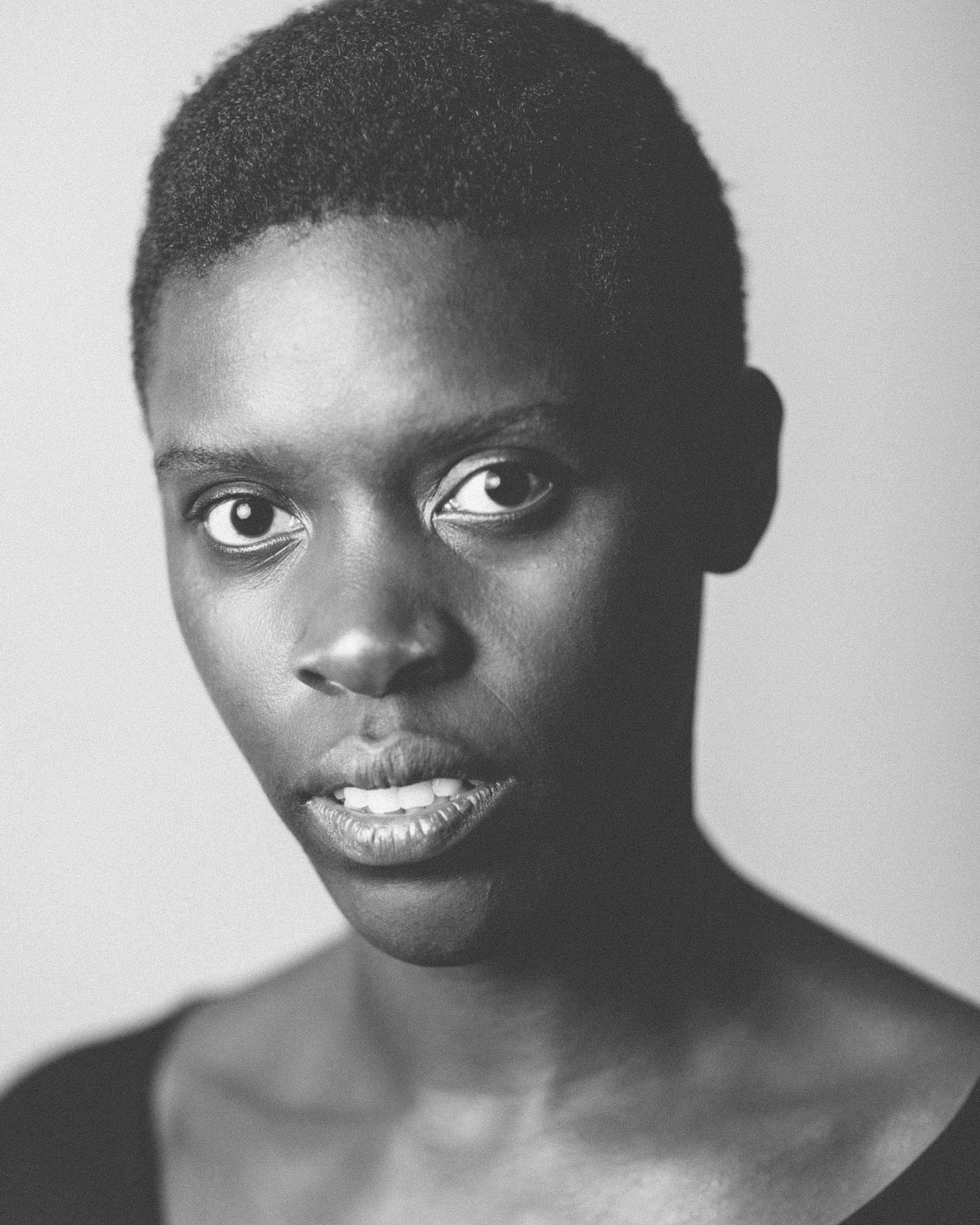 Anna-Maria Nabirye headshot by Emma Jane Richards