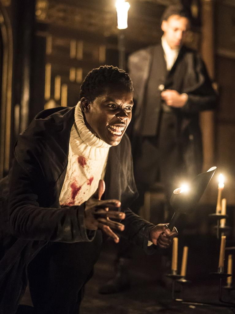 MACBETH, Sam Wanamaker Playhouse- The Globe, 2018-2019, Photography by Johan Persson