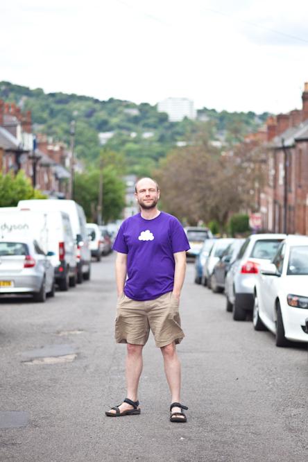Jason Leman - Sheffield Equality Group