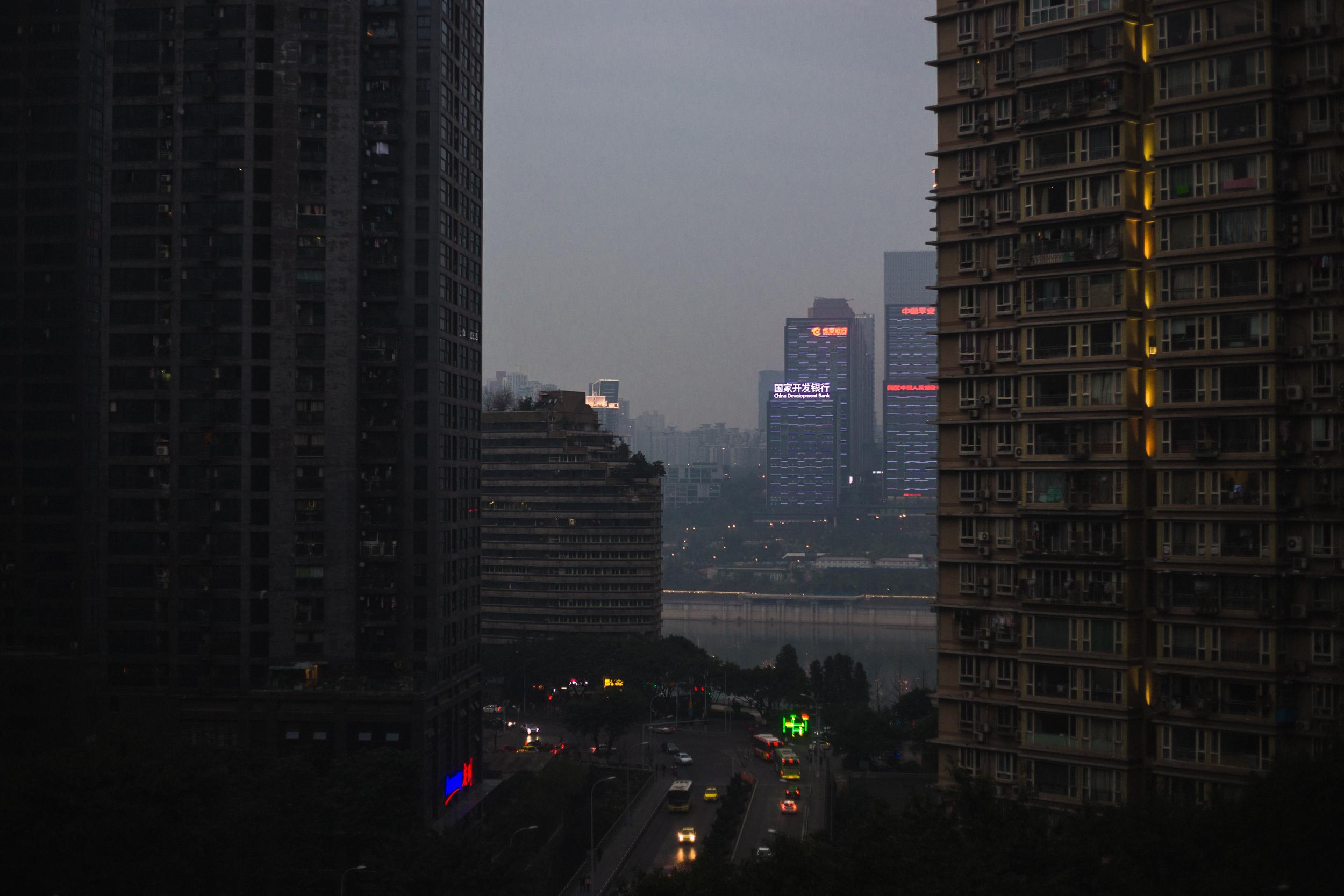 Chongqing, 2017