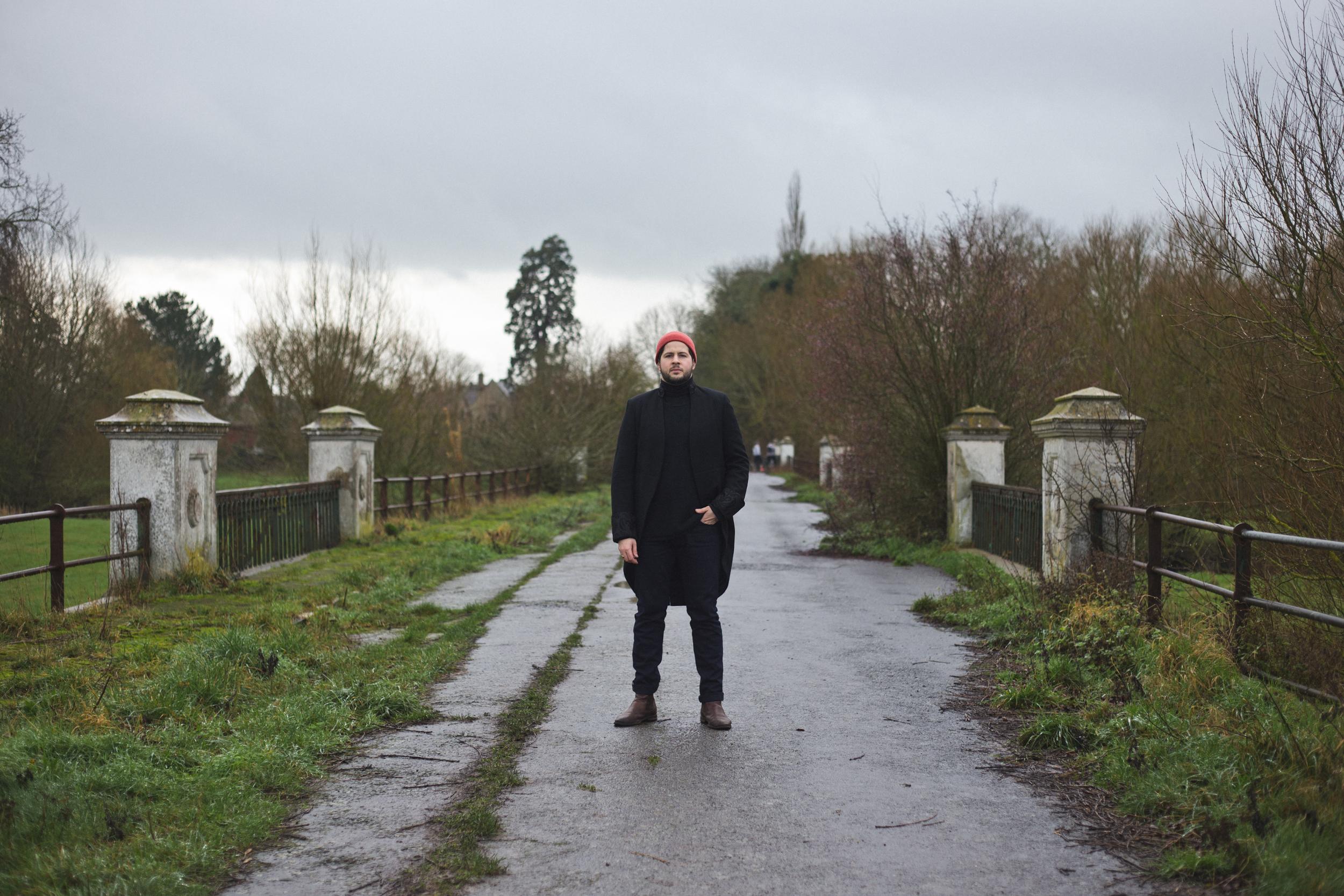 Rupert Enticknap, countertenor, Oxfordshire, 2015