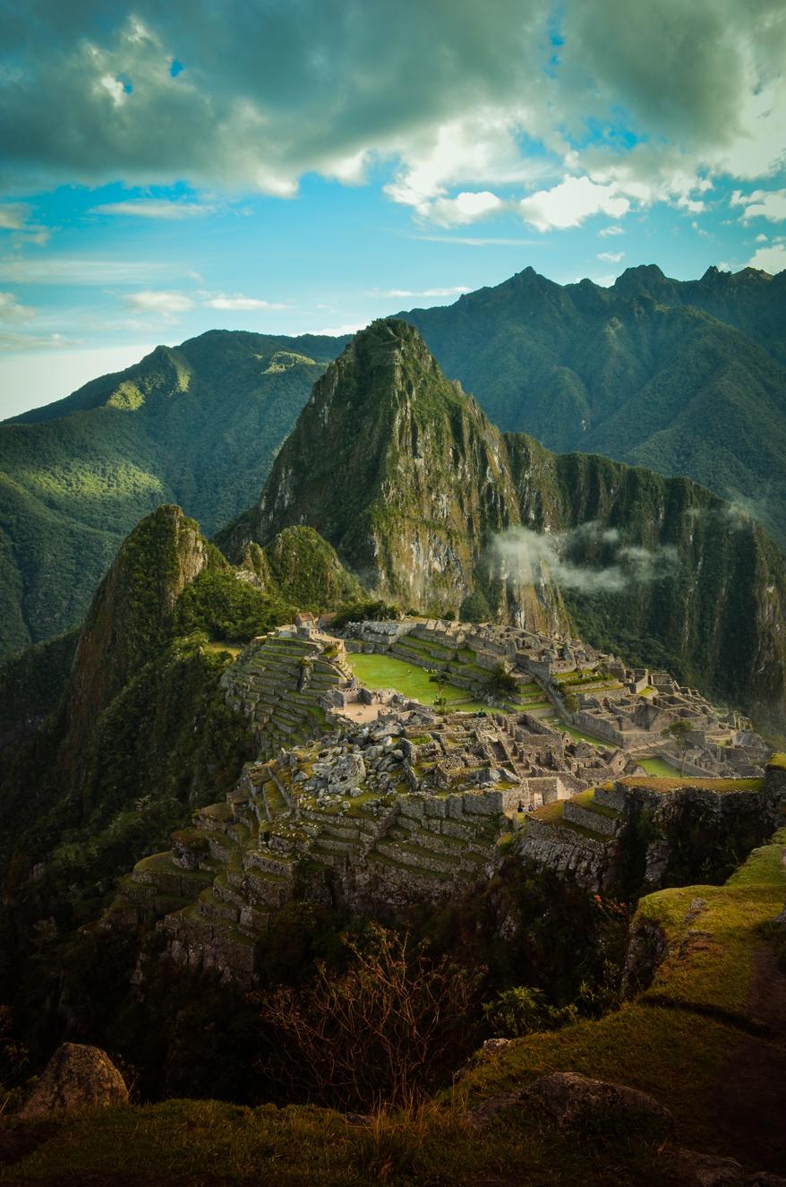 Machu Picchu (Color):  Print  //  Framed Prints  //  Canvas Prints   Machu Picchu (B/W):  Print  //  Framed Prints  //  Canvas Prints