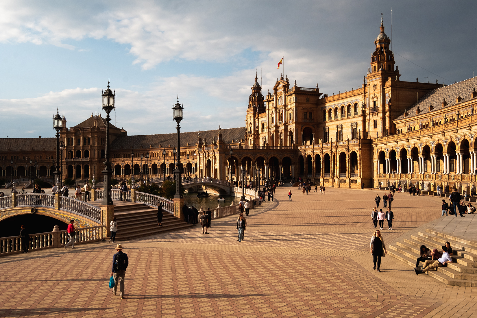 Plaza de España  Sevilla, Spain