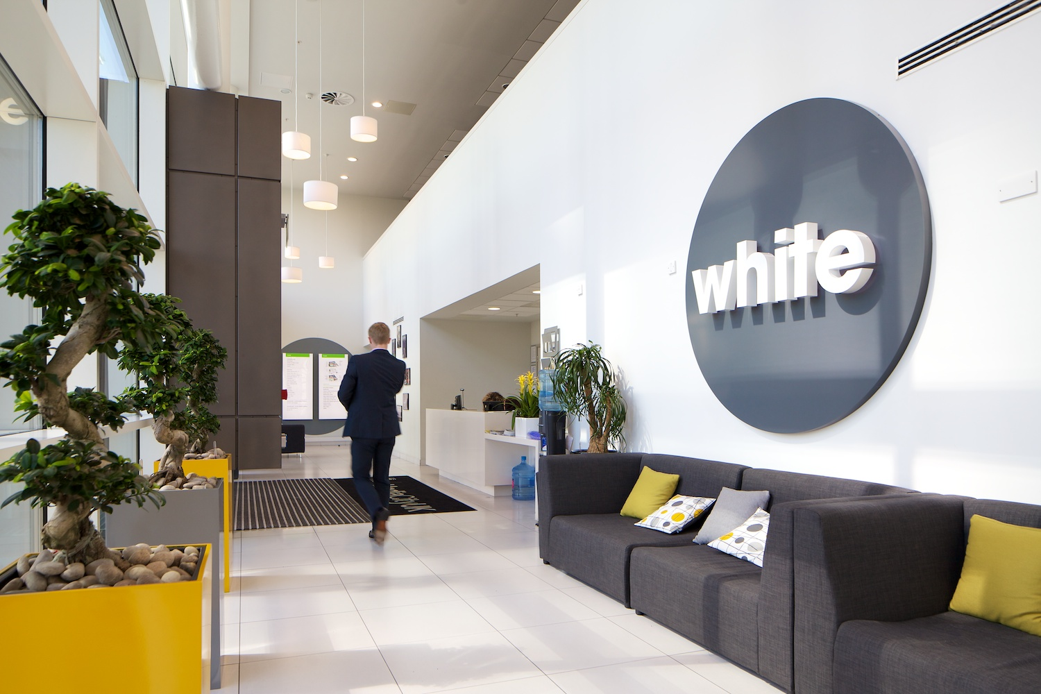White Tower Reception MediaCityUK