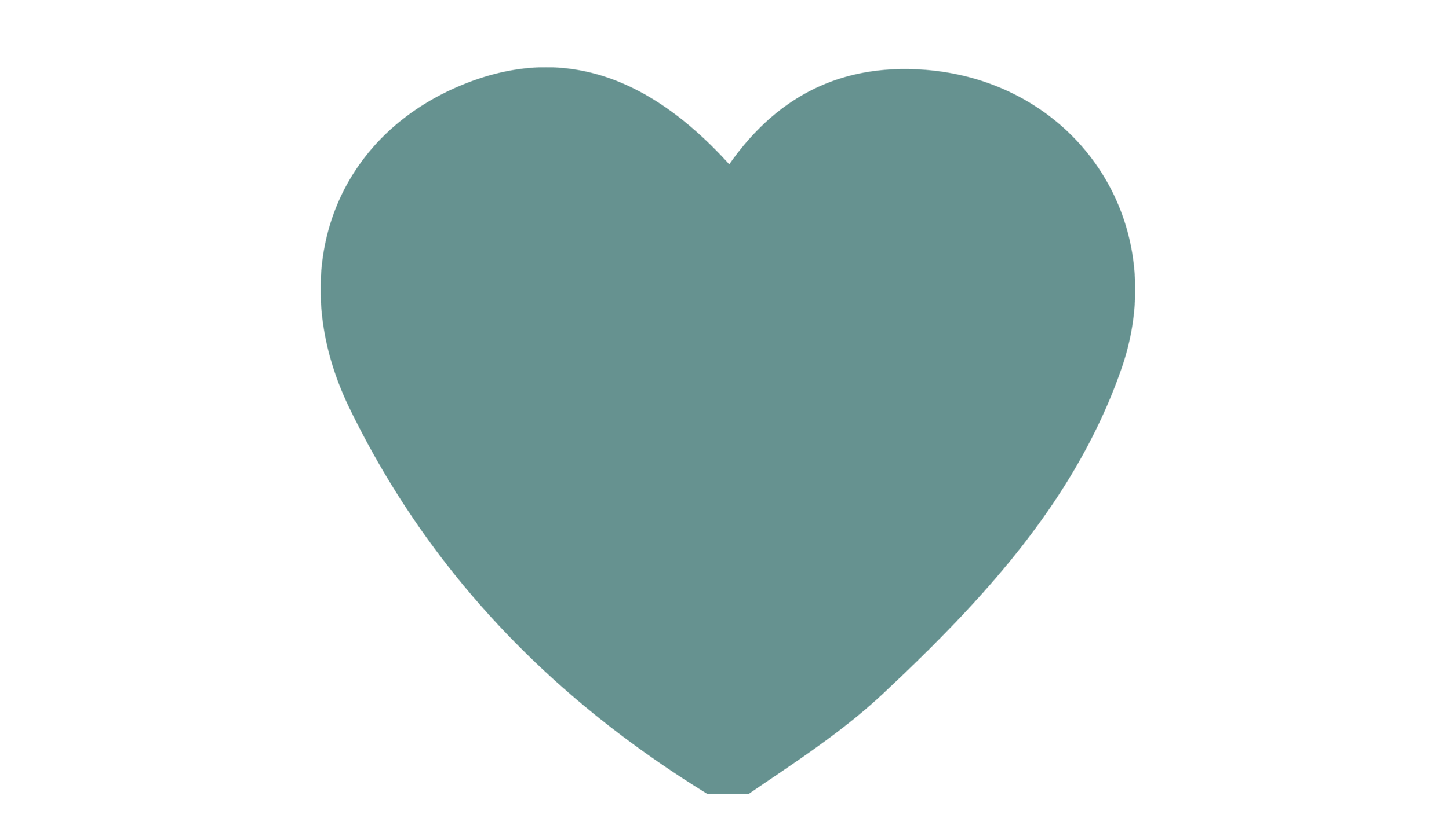 graphic of a heart shape
