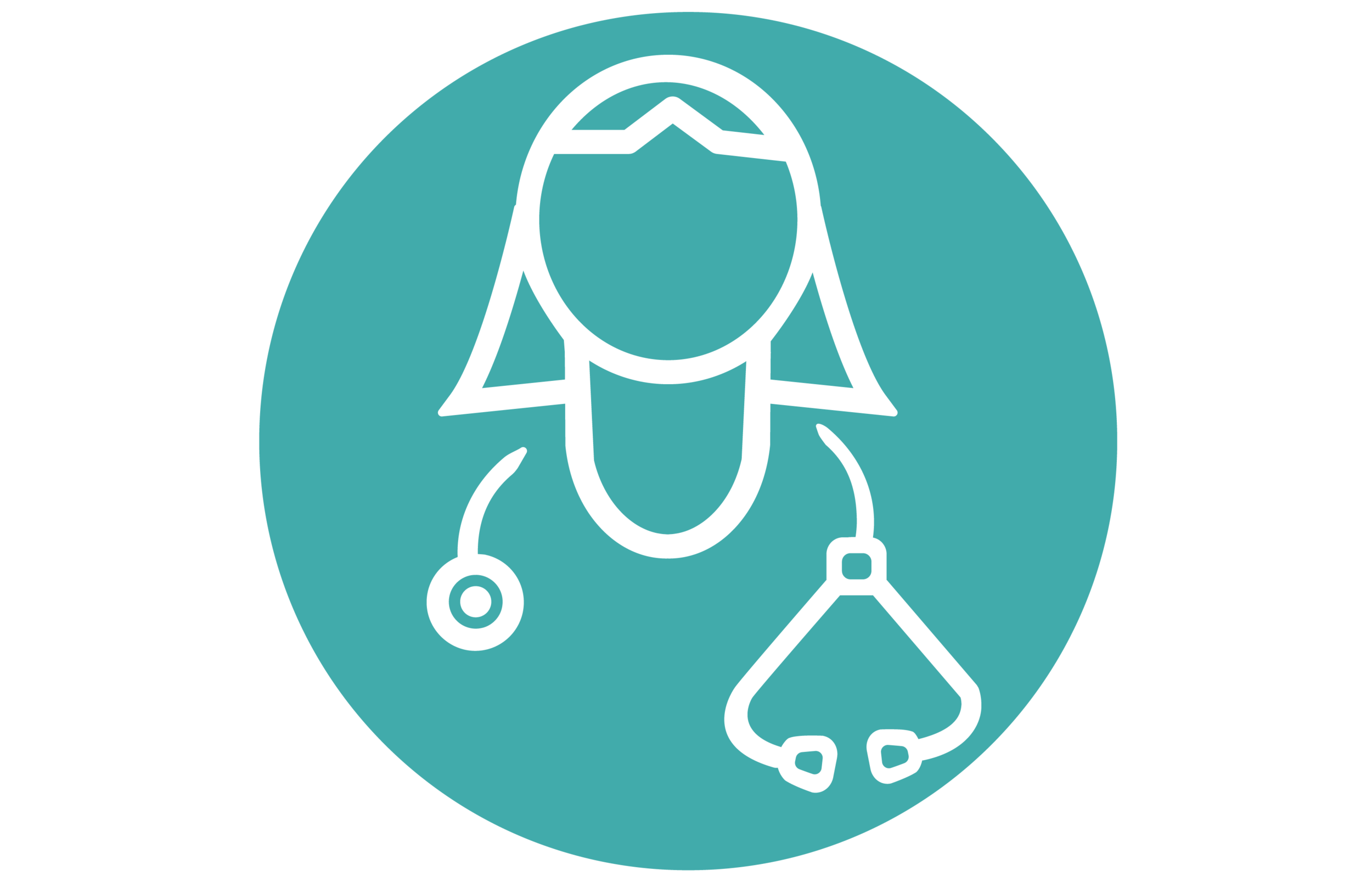 graphic of a doctor or primary care provider
