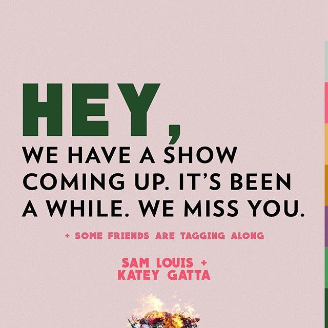 We missed you. Link in bio