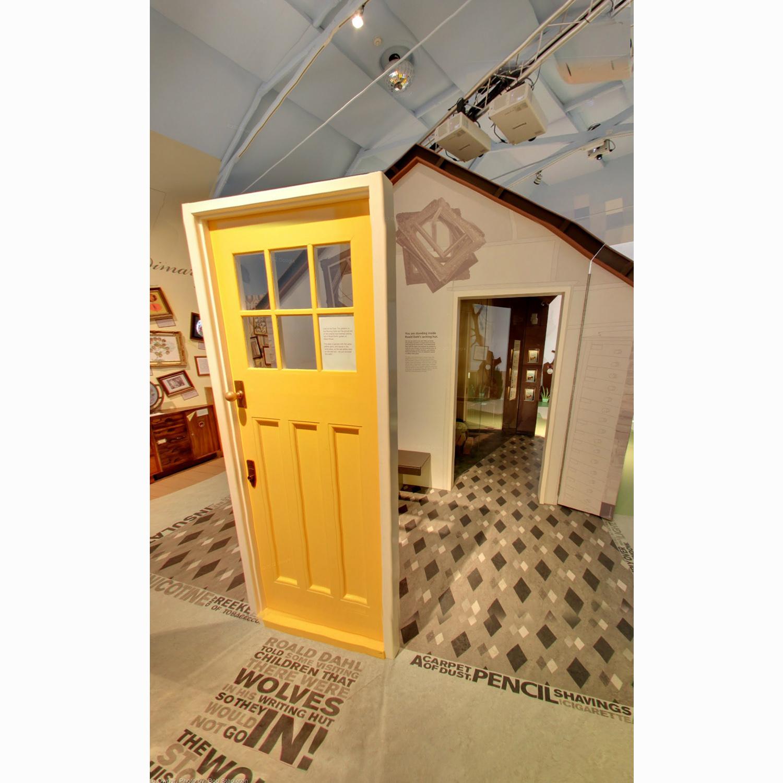 Roald Dahl Writing Hut