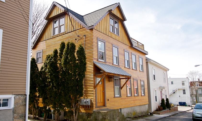 Holland Residence