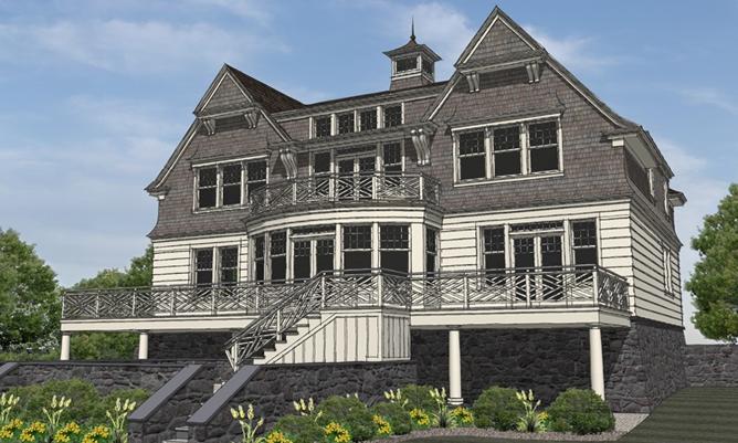 Isle Point Residence