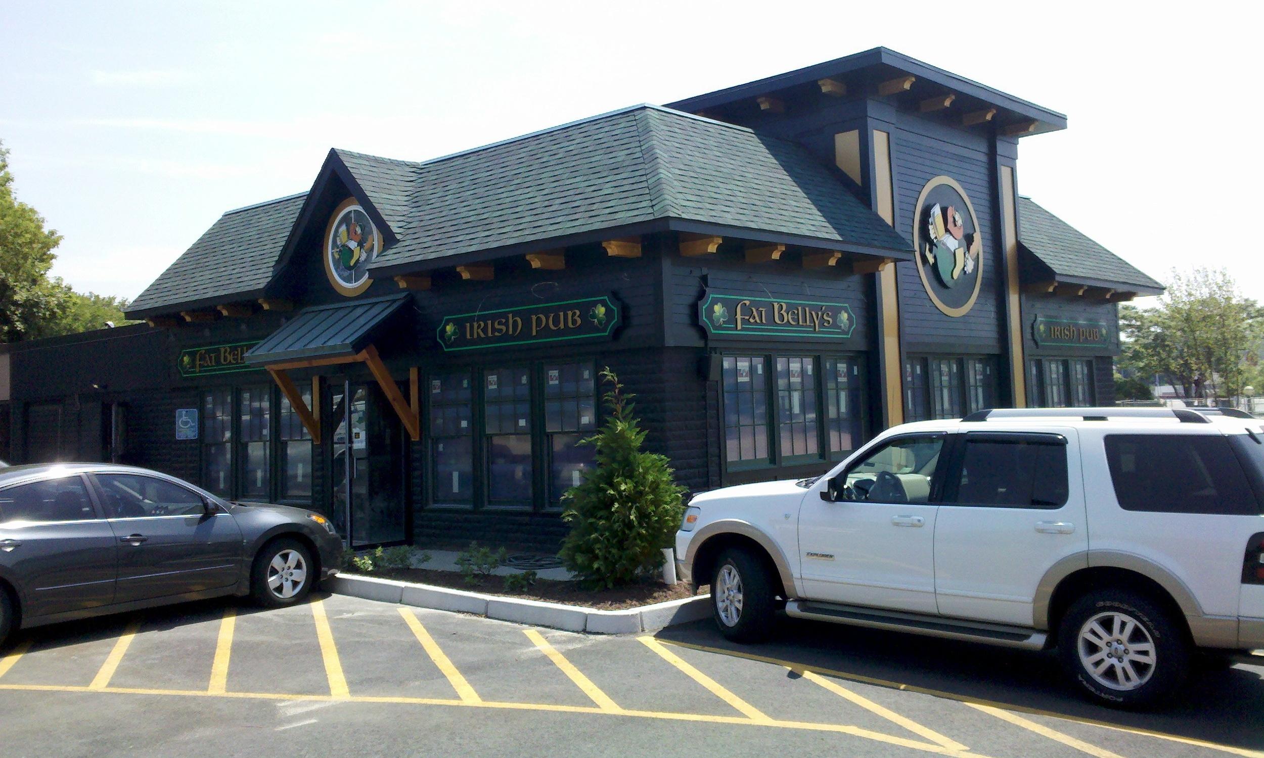 Fat Belly's Restaurant - Warwick