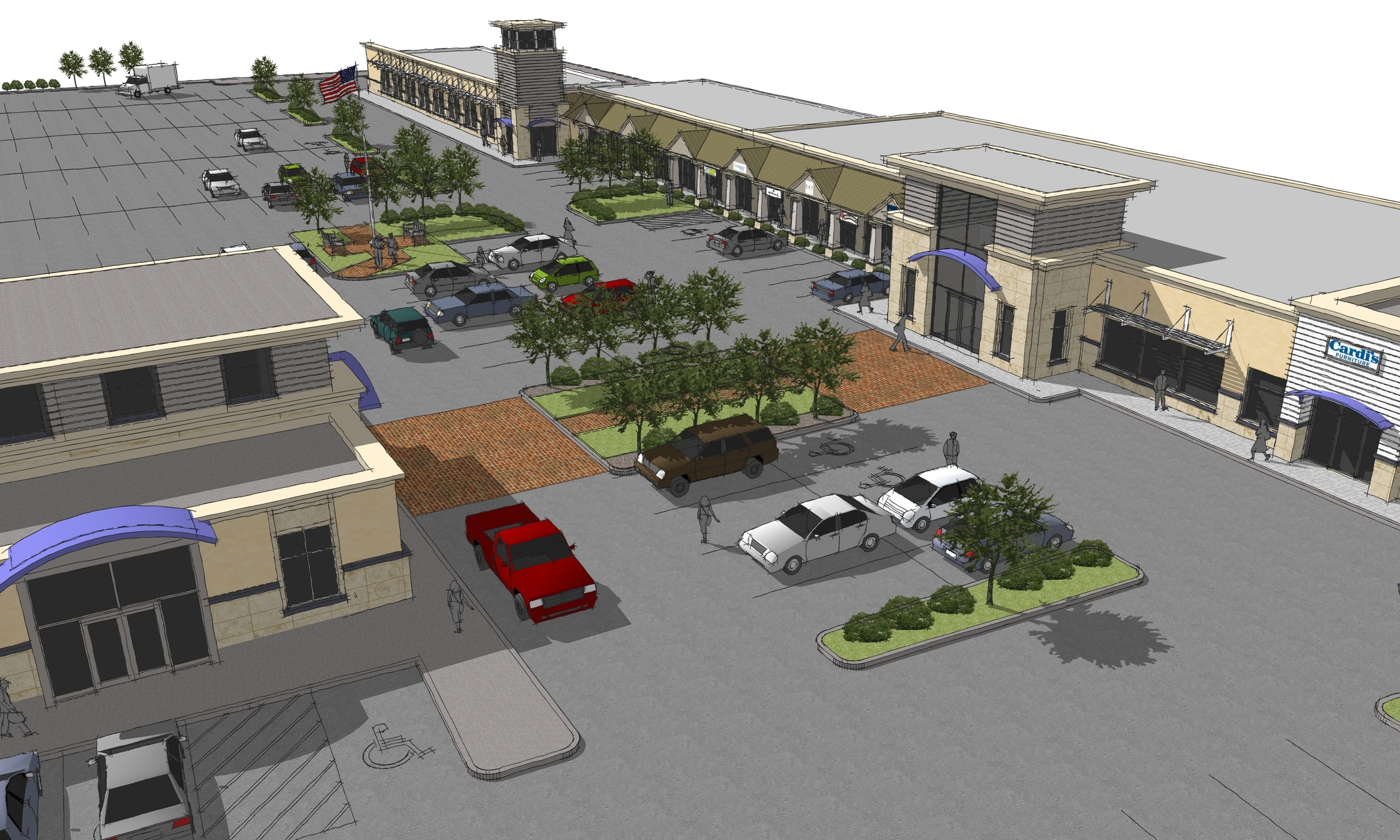 West Main Shopping Center