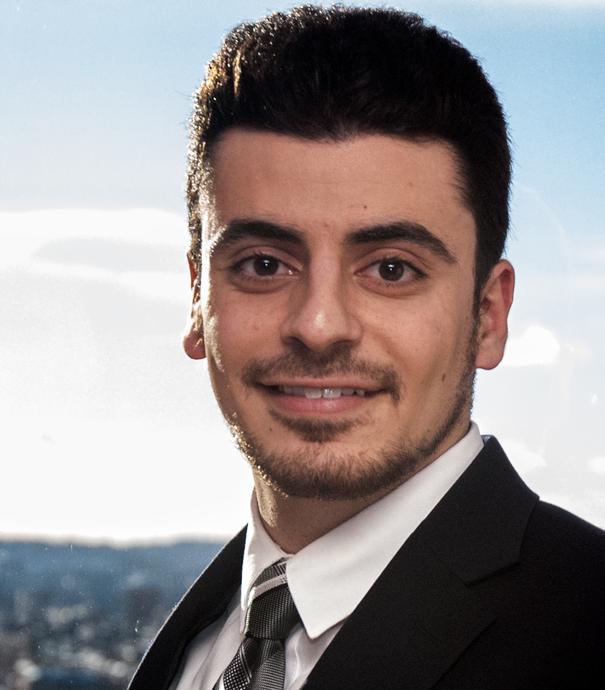 Andre Haddad,  Analyst