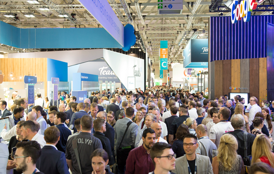 The crowds pictured at dmexco's expo (photo: dmexco.com)