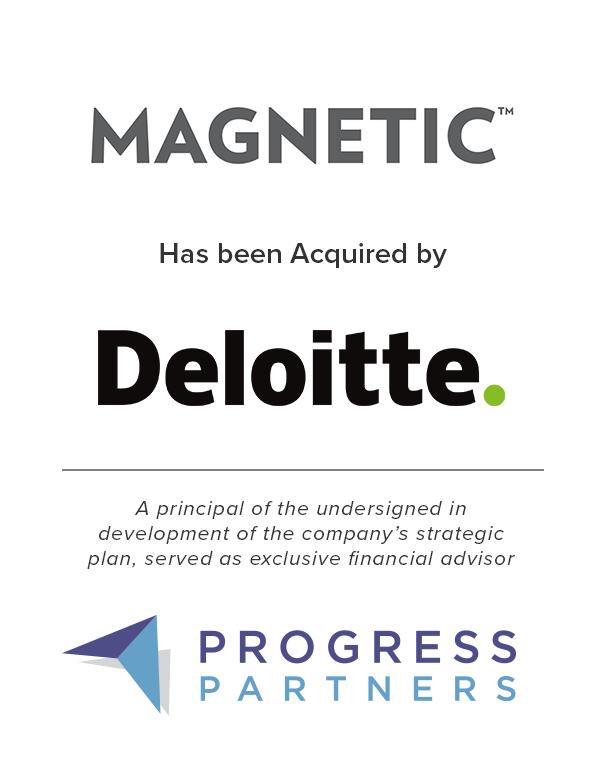 Magnetic & Deloitte